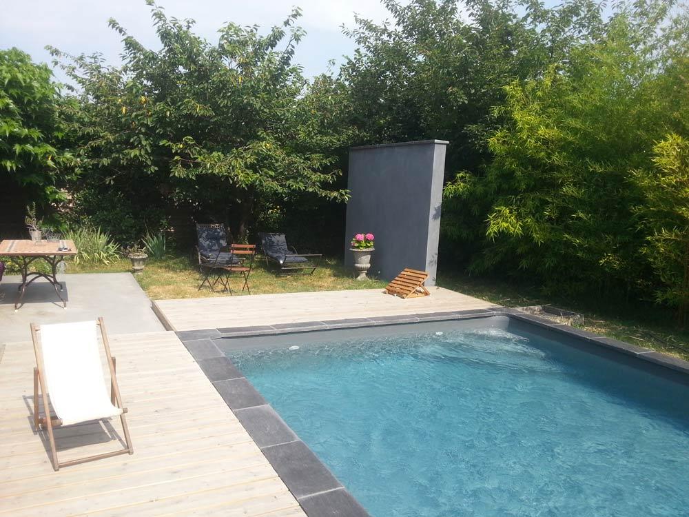 Aquitaine Piscines & Finitions - villa Le Haillan