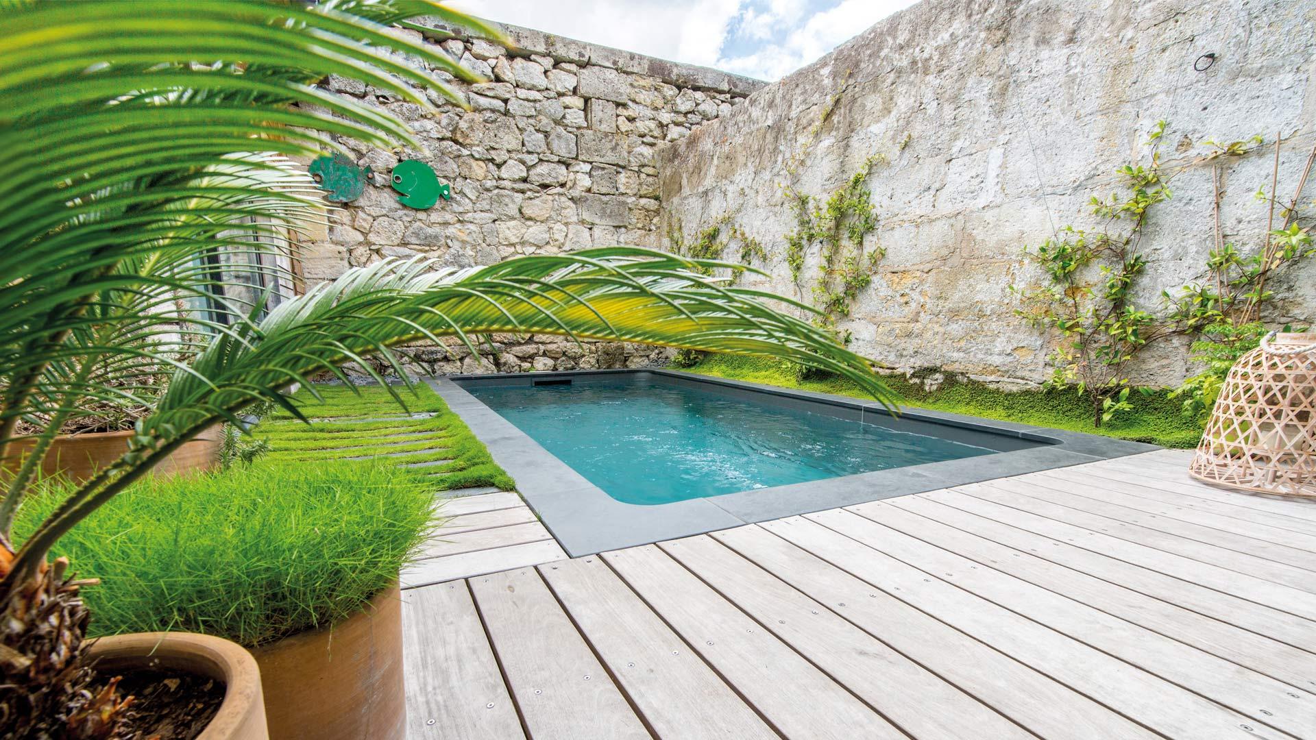 Aquitaine Piscines & Finitions - piscine haut de gamme Bordeaux Gironde