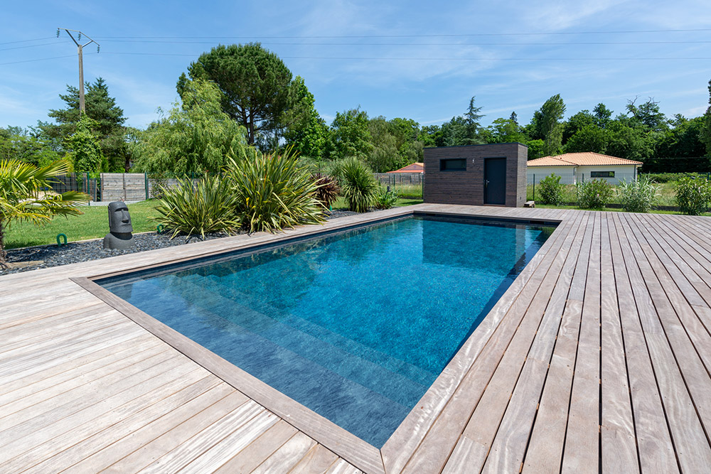 Piscine - Villa à Blanquefort - N - Aquitaine Piscines & Finitions