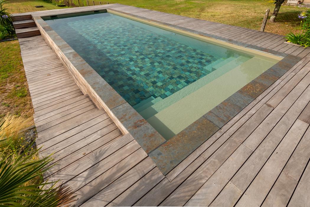 Piscine haut de gamme - Villa à Castelnau de Médoc