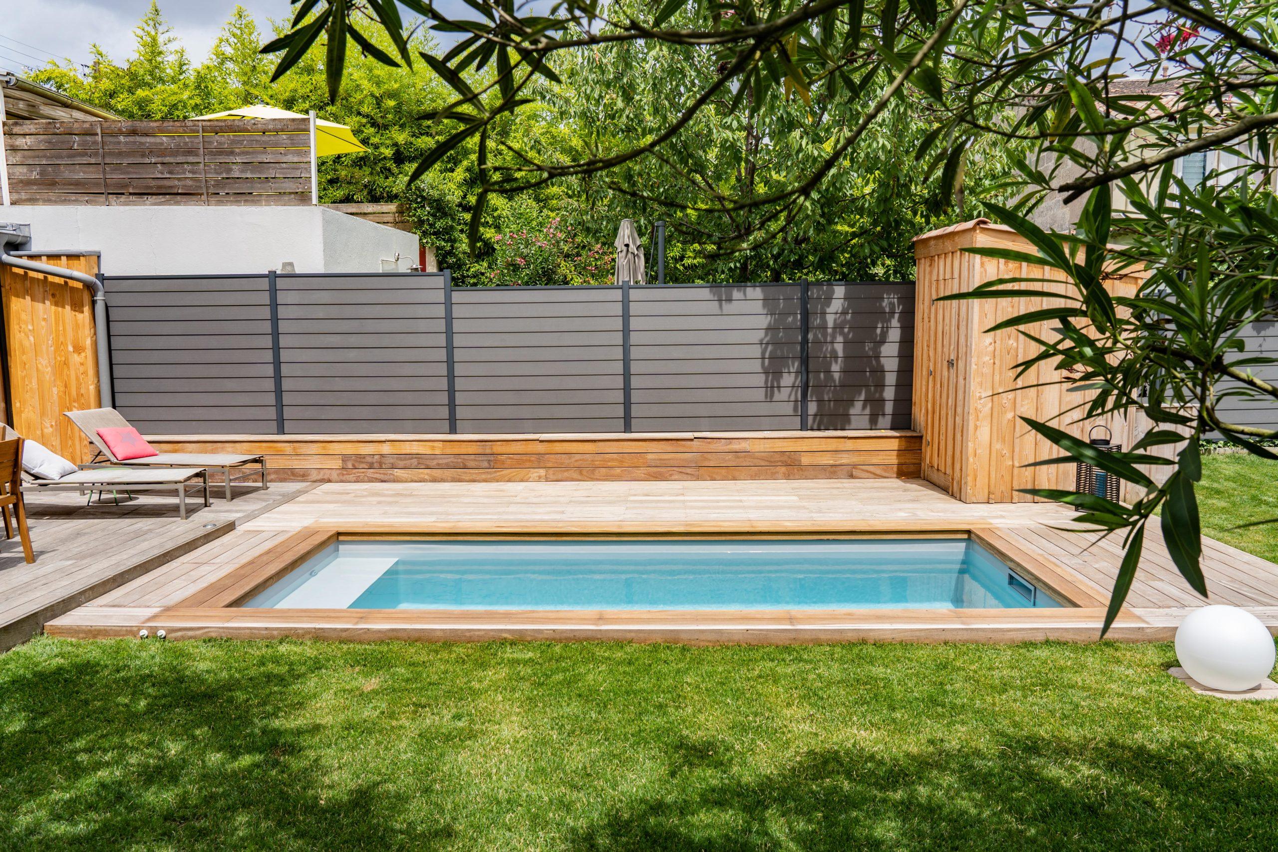 constructeur de piscine haut de gamme à Floirac